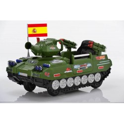 Tank Military Army ground 12v ATAA CARS Exhausted