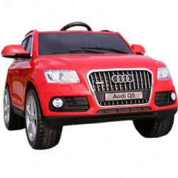 Audi Q5 XL Licensed 12v remote control 2.4 G electric Cars for kids Audi 12 volt