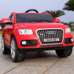 Audi Q5 XL Licensed 12v remote control 2.4 G electric Cars for kids Audi 12 volt