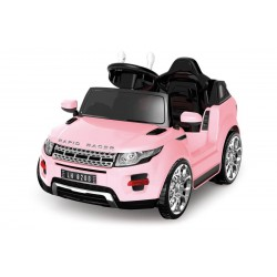 4x4 Evoque Style 6v electric car with remote for girls cheap Exhausted