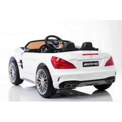 Mercedes SL65 with remote and 12v battery Mercedes 12 volt