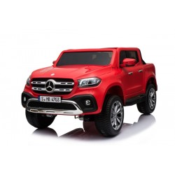 Mercedes Pickup truck with Two seats 12v ATAA CARS 12 volt