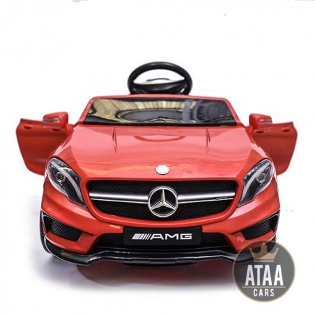 Mercedes GLA remote control