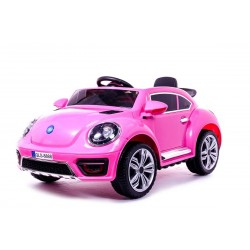 Beetle New Beetle 12v with remote control rc CochesEléctricosNiños Exhausted