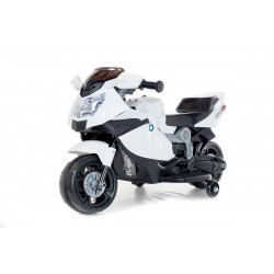 Mini electric Motorcycle for children 6v CochesEléctricosNiños Exhausted
