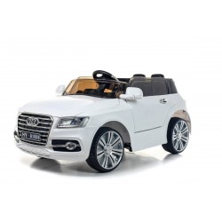 Q7 Style 12v off-road 4x4 remote control cheap Exhausted
