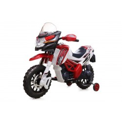 Moto Cross electric children 6v cheap cheap Exhausted