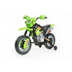 Mini Cross 6v - electric Motorcycle kids with battery CochesEléctricosNiños Exhausted