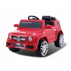 Mercedes G-Wagon Style 12v electric car children Mercedes Depleted