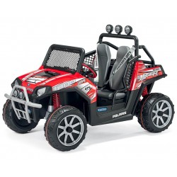Polaris Ranger RZR 24 volt - car electric for kids 24v two seater Exhausted