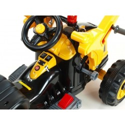 Tractor Shovel power KINGDOM 12v mp3 electric Car for kids ATAA CARS Tractors