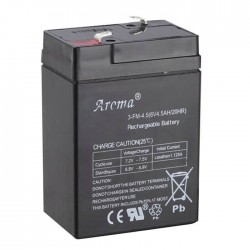 Battery for car and motorcycle 6v 12v 24v CochesEléctricosNiños 6 volt